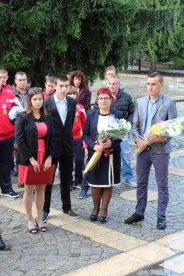 161 години от рождението на Тома Васильов - ПГ по СЕУ - Тетевен